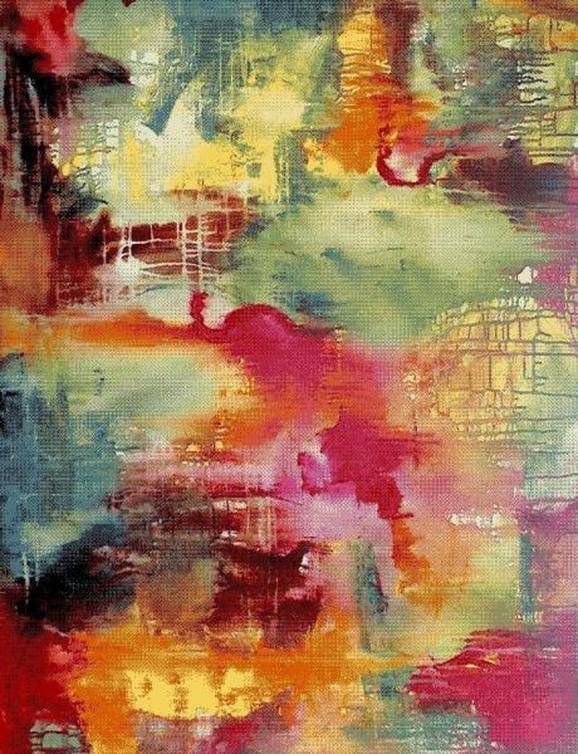 Webteppich Belis in Bunt, ca. 160x230cm - Multicolor, MODERN, Textil (160/230cm) - MÖMAX modern living