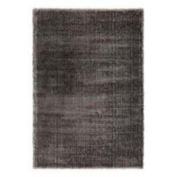 Hochflorteppich Florenz ca. 120x170cm - Grau, MODERN, Textil (120/170cm) - Mömax modern living