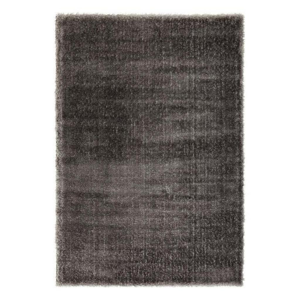 Hochflorteppich Florenz Grau ca. 160x230cm
