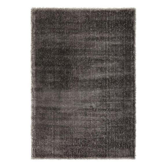 Hochflorteppich Florenz in Grau ca.160x230cm - Grau, MODERN, Textil (160/230cm) - Mömax modern living