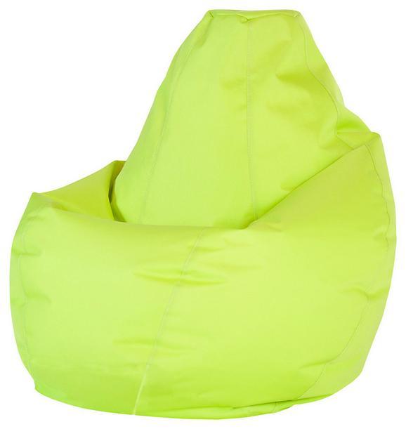 Sac De Şezut Soft L - Limetă, Modern, Material textil (120cm) - Mömax modern living