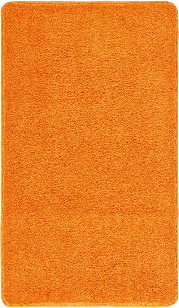 Badematte Christina ca. 70x120cm - Orange, Textil (70/120cm) - MÖMAX modern living