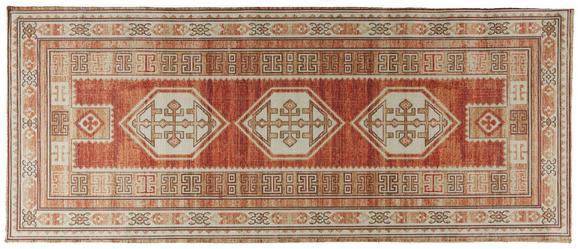 Flachwebeteppich Amelie Bunt 65x160cm - Multicolor, Kunststoff (65/160cm) - Mömax modern living