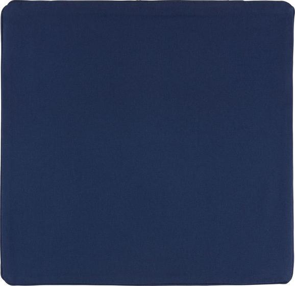 Prevleka Blazine Steffi Paspel - temno modra, tekstil (40/40cm) - Mömax modern living