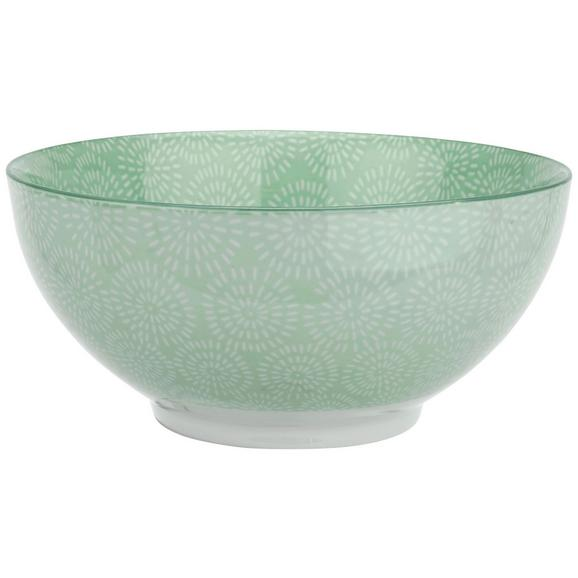 Skleda Nina - meta zelena, keramika (20cm) - Mömax modern living