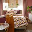 Zierkissen Honeycomb Beere ca.45x45cm - Beere, MODERN, Textil (45/45cm) - Mömax modern living