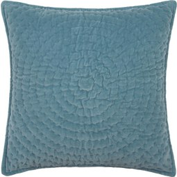 Okrasna Blazina Sandra - modra, tekstil (45/45cm) - Mömax modern living