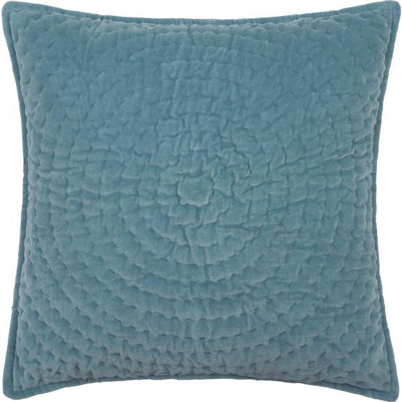 Zierkissen Sandra in Blau ca. 45x45cm - Blau, Textil (45/45cm) - Mömax modern living