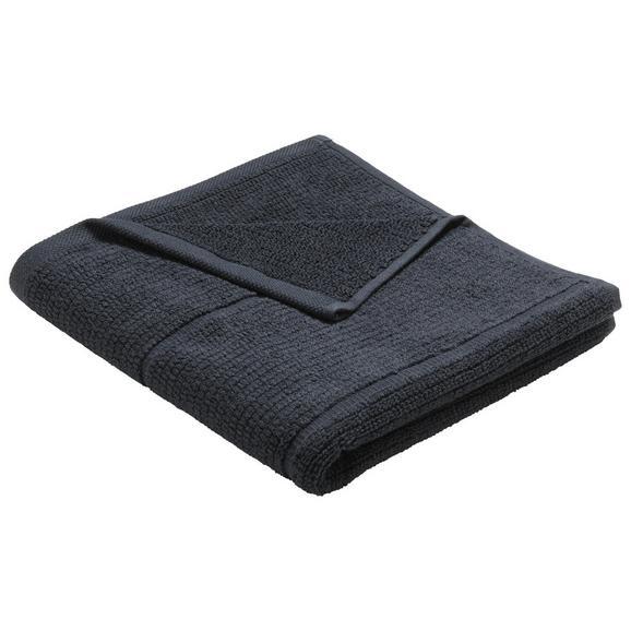 Brisača Anna - črna, tekstil (50/100cm) - Mömax modern living
