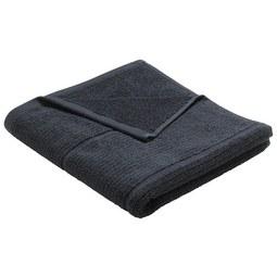 Handtuch Anna in Schwarz ca. 50x100cm - Schwarz, Textil (50/100cm) - Mömax modern living