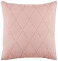 Okrasna Blazina Quilt - roza, Romantika, tekstil (45/45cm) - Mömax modern living