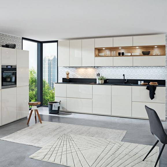 Kuhinja Po Meri Alpha Lack - magnolija (180/345cm) - Nolte Küchen