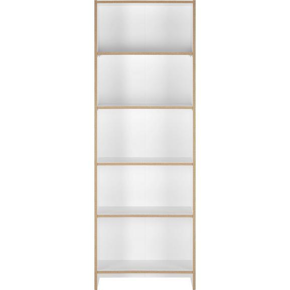 regal wei mit 5 f cher online kaufen m max. Black Bedroom Furniture Sets. Home Design Ideas