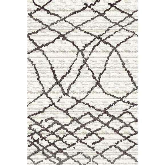 Tkana Preproga Spinne 3 - antracit/krem, Konvencionalno, tekstil (160/230cm)