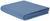Überwurf Solid One in Blau - Blau, Textil (240/210cm)