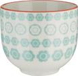 Becher Shakti In Versch. Designs - Multicolor, LIFESTYLE, Keramik (7/6cm) - Mömax modern living