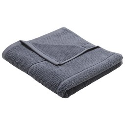 Handtuch Anna Anthrazit - Anthrazit, Textil (50/100cm) - Mömax modern living