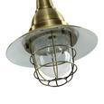 Pendelleuchte Jennifer - Bronzefarben, Glas/Metall (29/29/120cm) - Mömax modern living