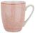 Kaffeebecher Nina aus Porzellan ca. 340ml - Rosa, Keramik (8,5/10cm) - Mömax modern living