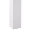 Jedilna Miza Arturo - bela, Moderno, leseni material (80/75/80cm) - Based