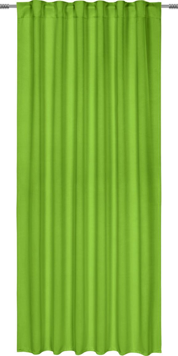 Verdunkelungsvorhang Riccardo, ca. 140x245cm - Grün, MODERN, Textil (140/245cm) - MÖMAX modern living