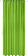 Verdunkelungsvorhang Riccardo, ca. 140x245cm - Grün, MODERN, Textil (140/245cm) - premium living