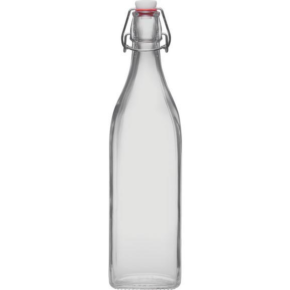 Universalflasche Swing aus Glas ca. 1l - Klar, Glas (1l) - Mömax modern living