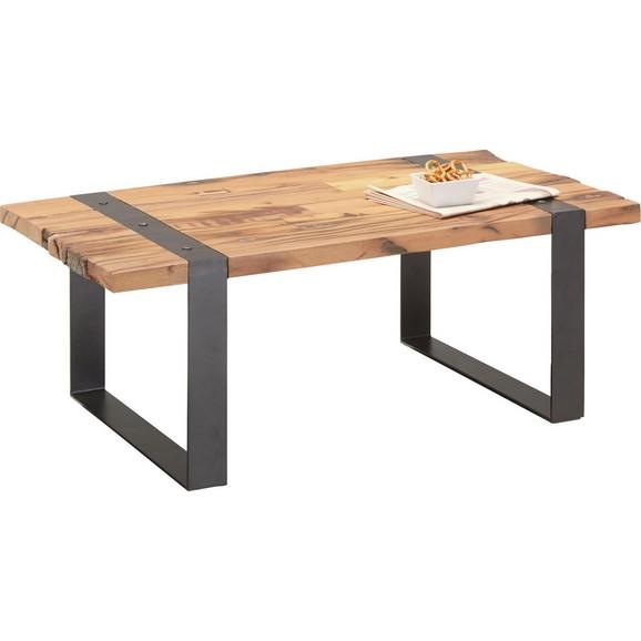 couchtisch aus altholz in braun online kaufen m max. Black Bedroom Furniture Sets. Home Design Ideas
