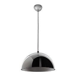 Hängeleuchte max. 60 Watt 'Jaden' - Chromfarben, MODERN, Metall (40/120cm) - Bessagi Home