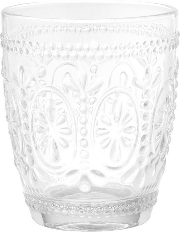 Wasserglas St. Remy aus Glas, ca. 300ml - Klar, ROMANTIK / LANDHAUS, Glas (8,1/9,8cm) - Mömax modern living