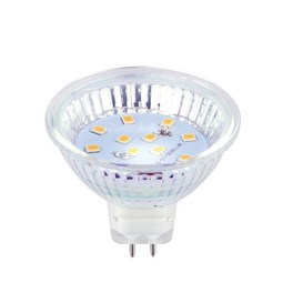 Leuchtmittel 10122, max. 2 Watt - Chromfarben (5/4,8cm)