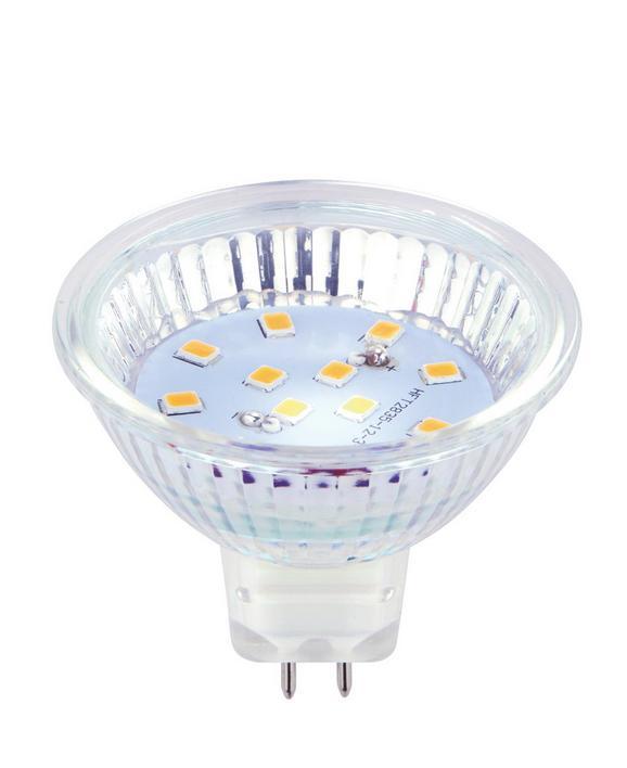 Žarnica 10122 - krom (5/4,8cm)