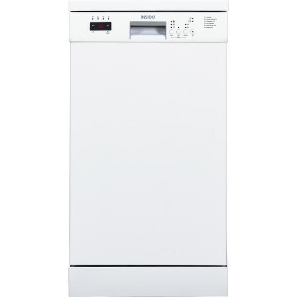 Geschirrspüler MIG A2-60 - Weiß (45/85/59,8cm) - Insido
