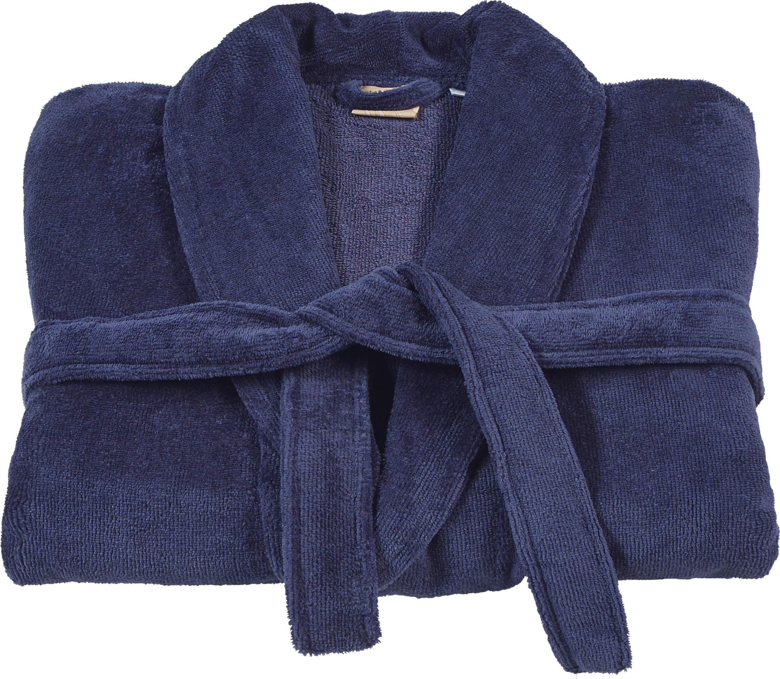 Fürdőköntös Marcus - kék, textil (S,M,L,XL) - premium living