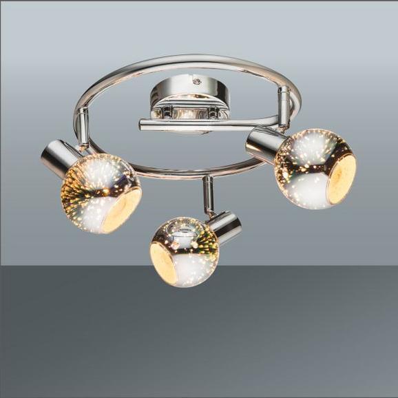 Reflektor Mailo - Moderno, kovina/steklo (30/9/15cm) - Premium Living