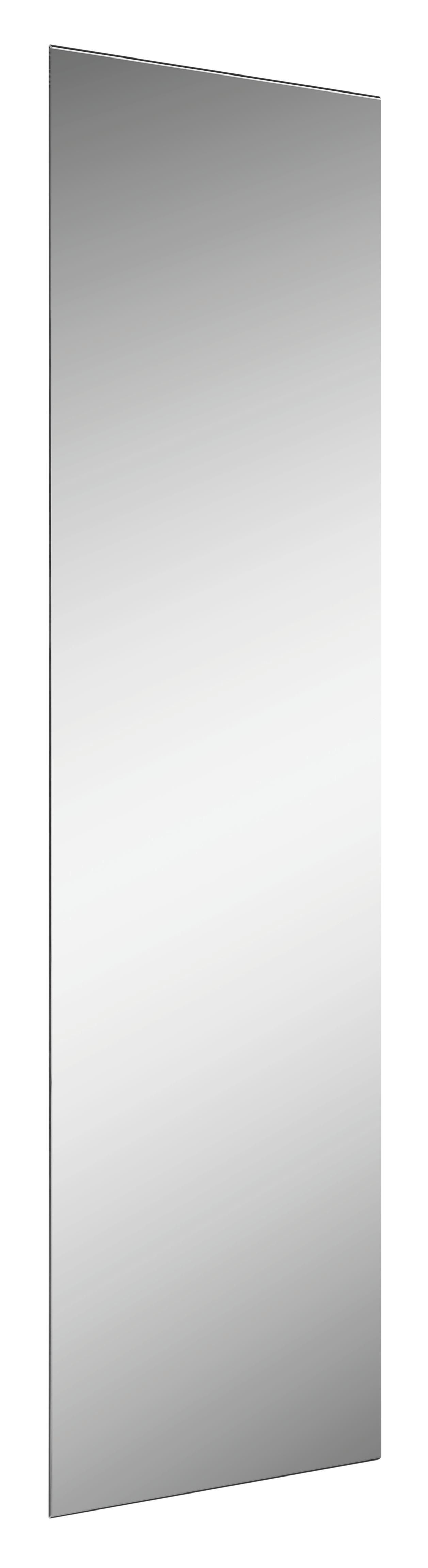 Fazettázott Tükör Messina - ezüst színű (35/140cm)