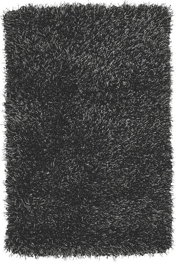 Hochflorteppich Lambada Anthrazit 80x150cm - Anthrazit (80/150cm) - Mömax modern living