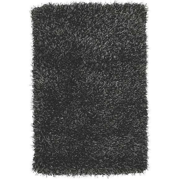 Hochflorteppich Lambada ca. 120x170cm - Anthrazit, Textil (120/170cm) - Mömax modern living