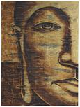 Keilrahmenbild Tibet II 86x116 cm - Goldfarben, Holz/Textil (86/116cm) - Mömax modern living