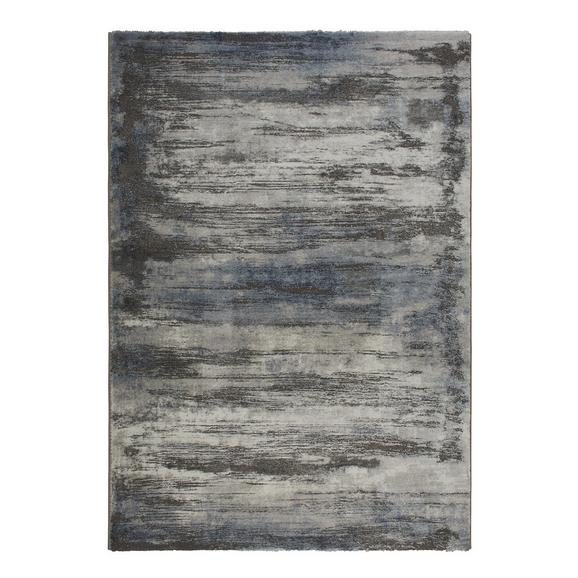 Webteppich Oxford 2 in Blau ca.120x170cm - Blau, Basics, Textil (120/170cm) - Mömax modern living