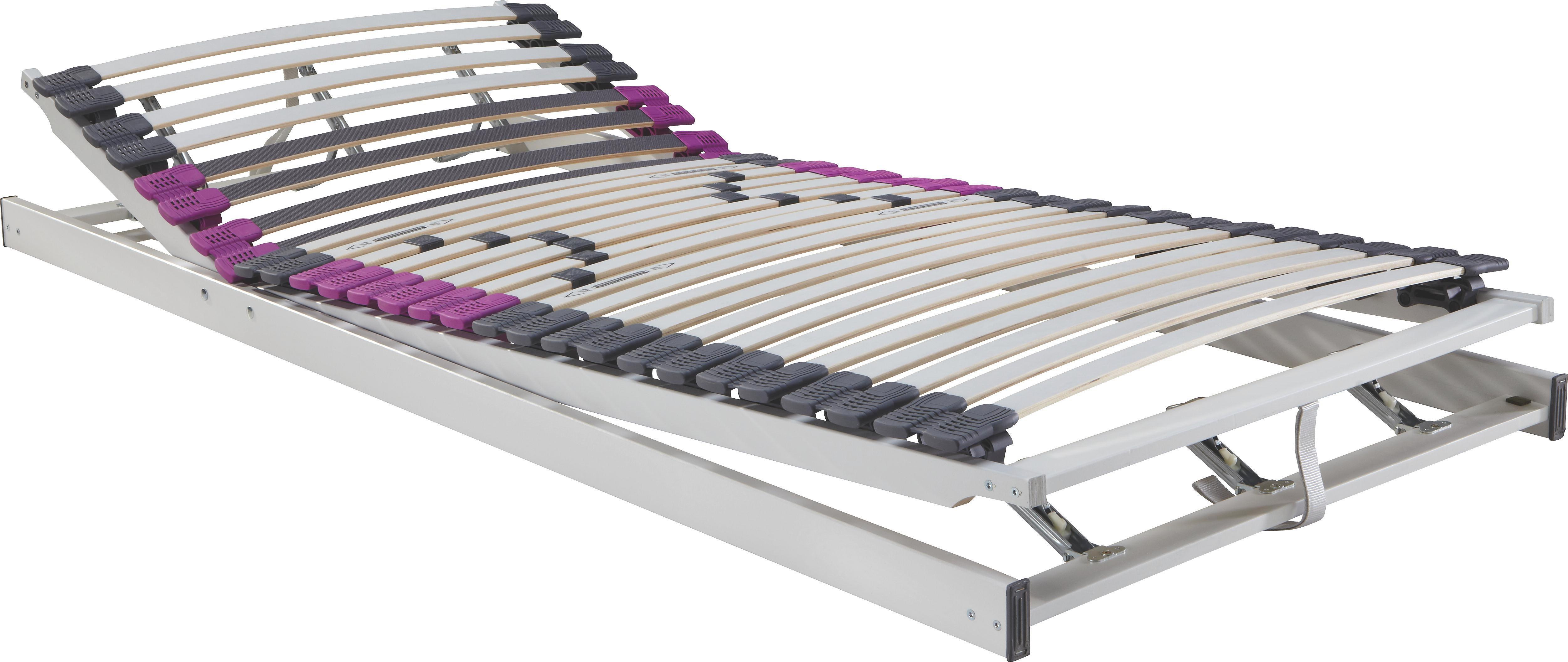 Lattenrost verstellbar, ca. 100x200cm - (100/200cm) - NADANA