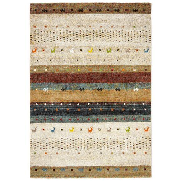 Tkana Preproga Inka 1 - bež, Trendi, tekstil (80/150cm) - Mömax modern living