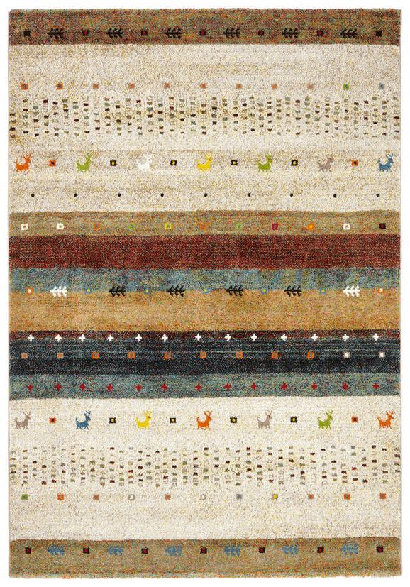Webteppich Inka ca. 120x170cm - Beige, LIFESTYLE, Textil (120/170cm) - Mömax modern living