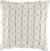 Zierkissen Cube in Weiß, ca. 45x45cm - Weiß, Textil (45/45cm) - Mömax modern living