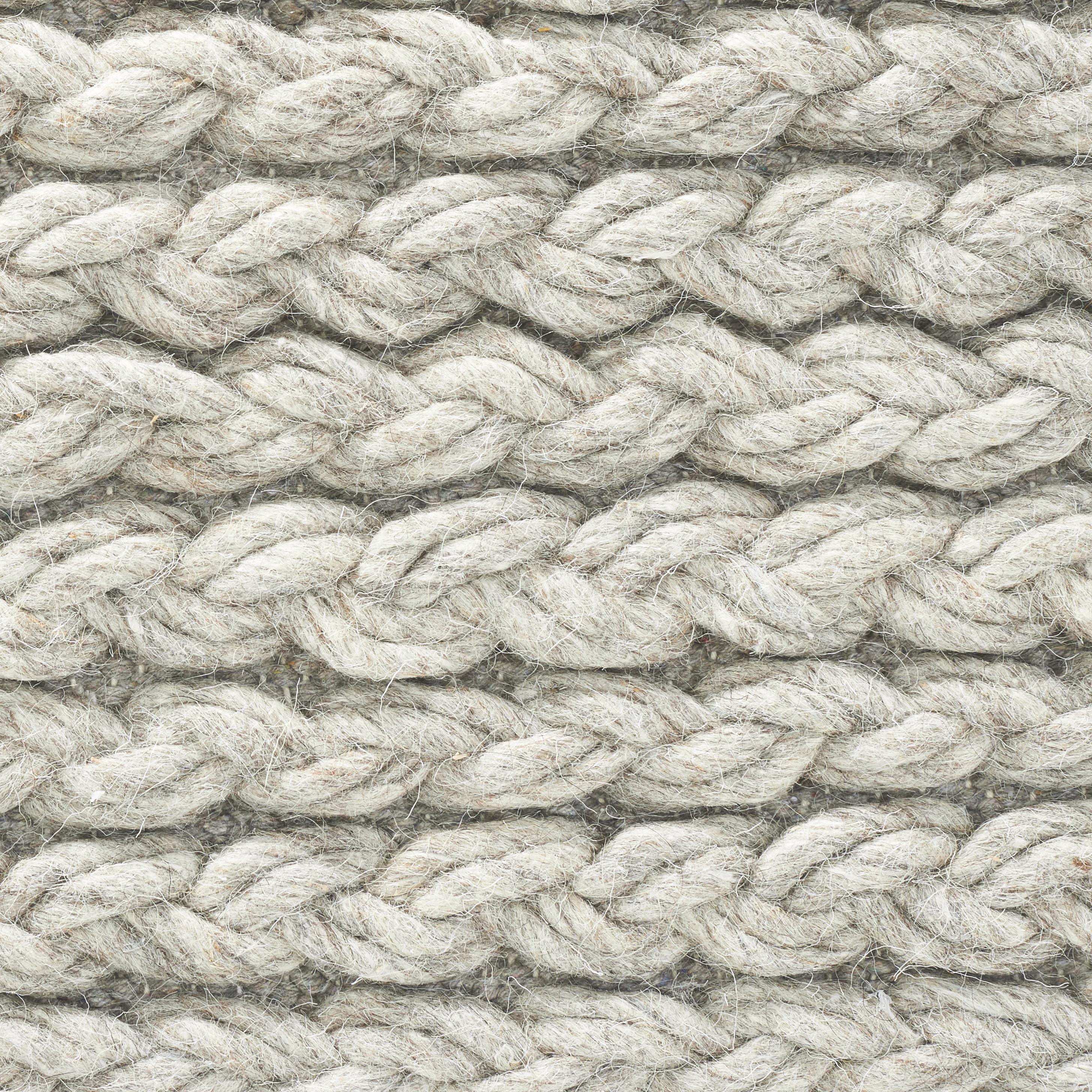 Handwebteppich Kordula 80x150 cm - Grau, MODERN, Textil (80/150cm) - PREMIUM LIVING