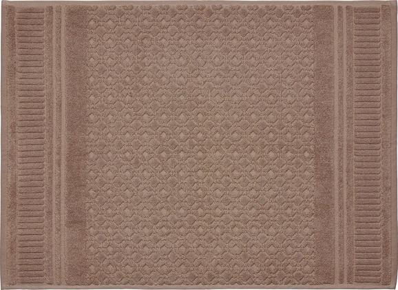 Kopalniška Preproga Carina - siva, Romantika, tekstil (50/70cm) - Mömax modern living
