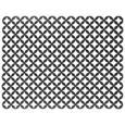 Podloga Za Pomivalno Korito Ute - siva, Moderno, umetna masa (41/32/0,025cm) - Premium Living
