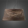 Pendelleuchte Rope - Braun, MODERN, Kunststoff/Metall (40/22cm) - Mömax modern living