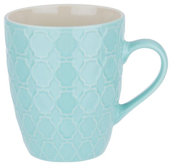 Kaffeebecher Riley in Mintgrün - Mintgrün, LIFESTYLE, Keramik (9,1/10,9cm) - MÖMAX modern living