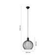 Hängeleuchte Jesse, max. 42 Watt - MODERN, Kunststoff/Metall (30/140cm) - Mömax modern living